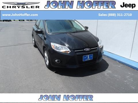 2012 Ford Focus for sale in Topeka KS
