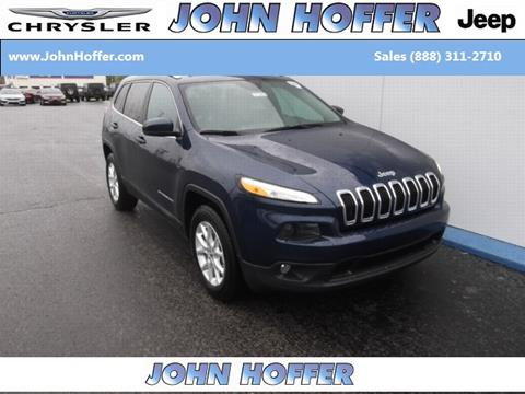 2018 Jeep Cherokee for sale in Topeka, KS