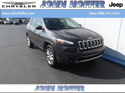 2018 Jeep Cherokee for sale in Topeka KS