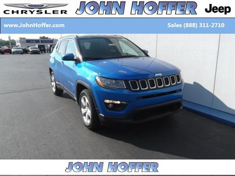 2018 Jeep Compass for sale in Topeka, KS