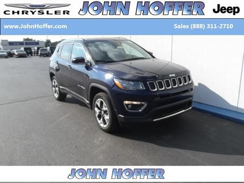 2018 Jeep Compass for sale in Topeka KS