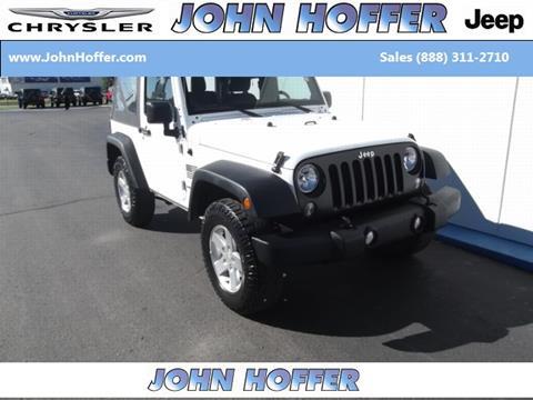 2014 Jeep Wrangler for sale in Topeka, KS
