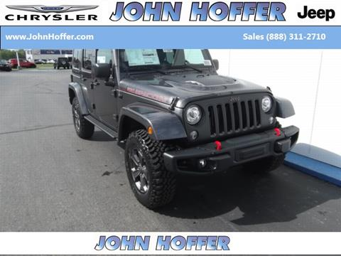 2017 Jeep Wrangler Unlimited for sale in Topeka KS