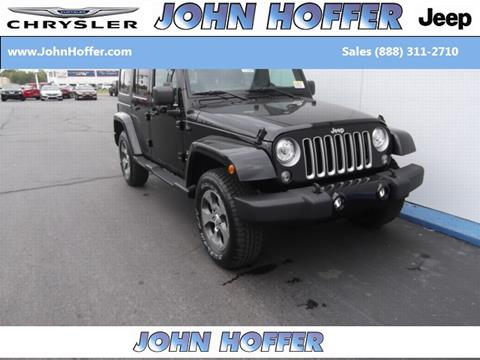 2017 Jeep Wrangler Unlimited for sale in Topeka, KS