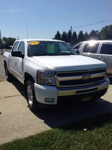 2011 Chevrolet Silverado 1500 for sale in Stanton, NE