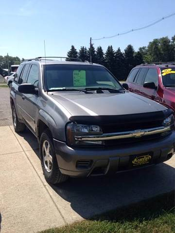2006 Chevrolet TrailBlazer for sale in Stanton, NE