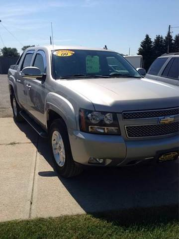 2009 Chevrolet Avalanche for sale in Stanton, NE