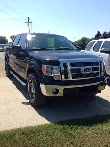 2012 Ford F-150 for sale at KUEHN AUTO SALES in Stanton NE
