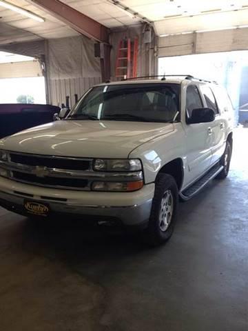 2004 Chevrolet Suburban for sale at KUEHN AUTO SALES in Stanton NE