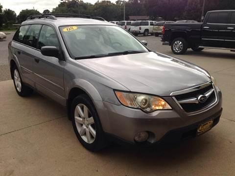 2008 Subaru Outback for sale at KUEHN AUTO SALES in Stanton NE