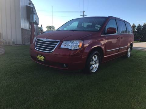 2010 Chrysler Town and Country for sale at KUEHN AUTO SALES in Stanton NE