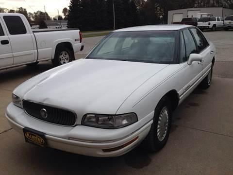 1997 Buick LeSabre for sale at KUEHN AUTO SALES in Stanton NE