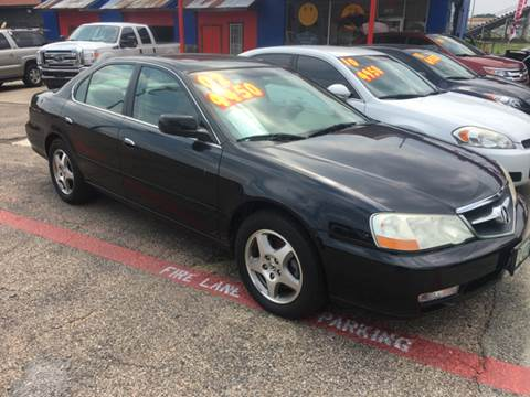2002 Acura TL for sale in Killeen TX