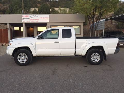 2015 Toyota Tacoma for sale in Durango, CO