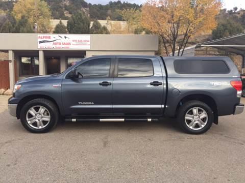 2008 Toyota Tundra for sale in Durango, CO