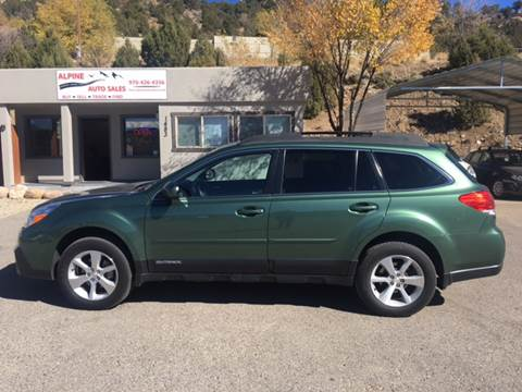 2013 Subaru Outback for sale in Durango, CO