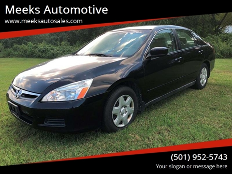 2007 Honda Accord For Sale In North Little Rock, AR