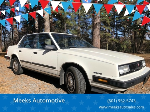 1988 Pontiac 6000 for sale in North Little Rock, AR