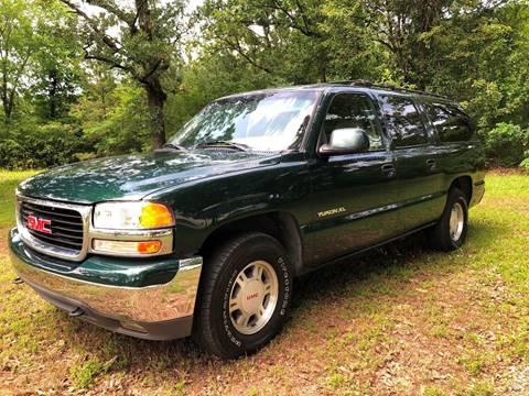 2001 GMC Yukon XL for sale in North Little Rock, AR