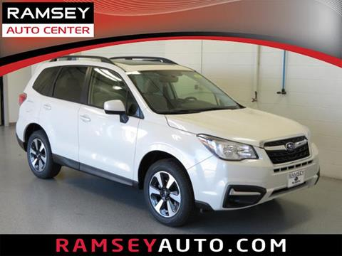 2018 Subaru Forester for sale in Urbandale IA