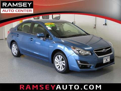 2016 Subaru Impreza for sale in Urbandale IA