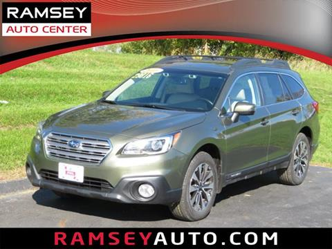 2016 Subaru Outback for sale in Urbandale, IA
