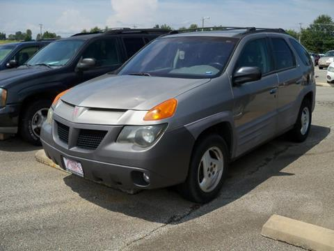 2001 Pontiac Aztek for sale in Paragould, AR