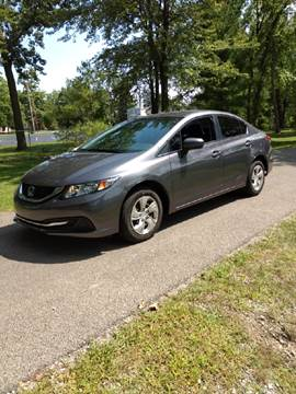 2015 Honda Civic for sale in Marysville, OH