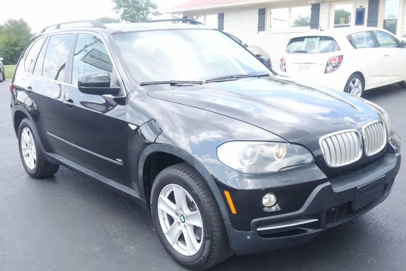 2007 BMW X5 4.8i In Smyrna TN - Auto Union Inc.