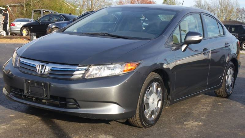 2012 Honda Civic For Sale At Auto Union Inc. In Smyrna TN