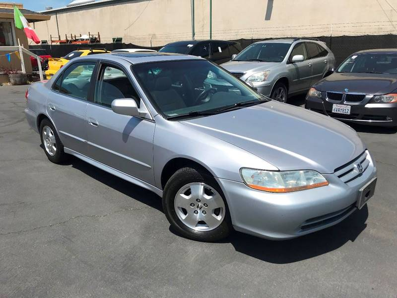 2001 Honda Accord For Sale At Kings Auto Sales In Santa Rosa CA