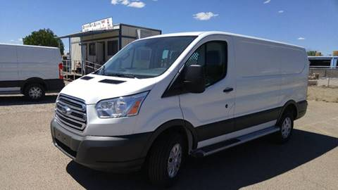 2016 Ford Transit Cargo for sale in Albuquerque, NM