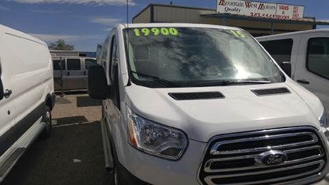 2015 Ford Transit Cargo for sale in Albuquerque, NM