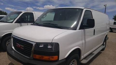 2016 GMC Savana Cargo for sale in Albuquerque, NM