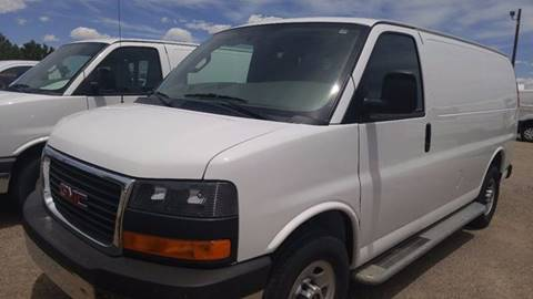2015 GMC Savana Cargo for sale in Albuquerque, NM