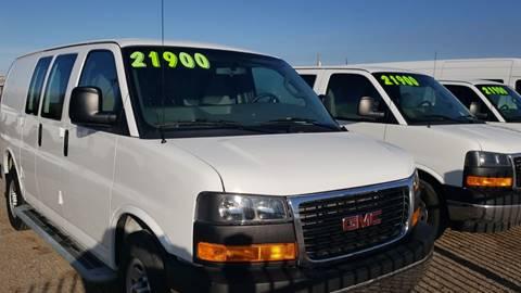 2017 GMC Savana Cargo for sale in Albuquerque, NM