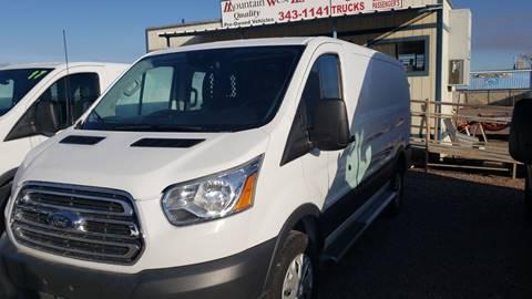 2017 Ford Transit Cargo for sale in Albuquerque, NM