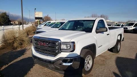 2017 GMC Sierra 1500 for sale in Albuquerque, NM