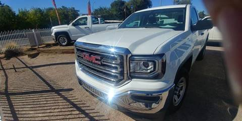 2018 GMC Sierra 1500 for sale at MOUNTAIN WEST MOTORS LLC in Albuquerque NM