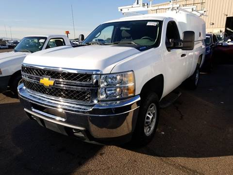 2013 Chevrolet C/K 2500 Series for sale at MOUNTAIN WEST MOTORS LLC in Albuquerque NM