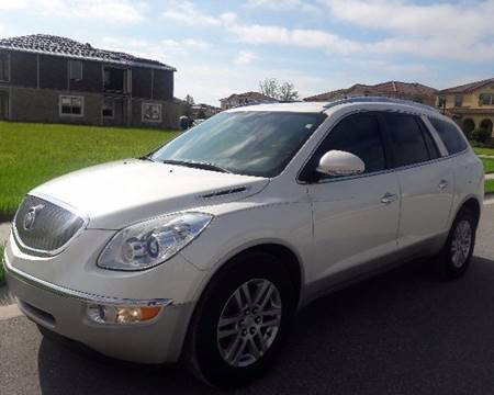 2012 Buick Enclave for sale in Orlando, FL