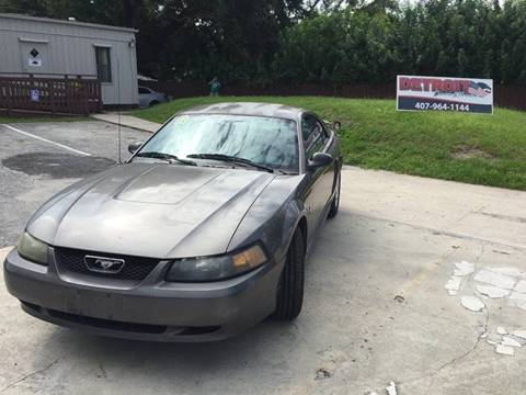 2003 Ford Mustang : clermont ford used cars - markmcfarlin.com