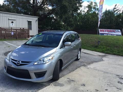 2010 Mazda MAZDA5 for sale in Orlando, FL