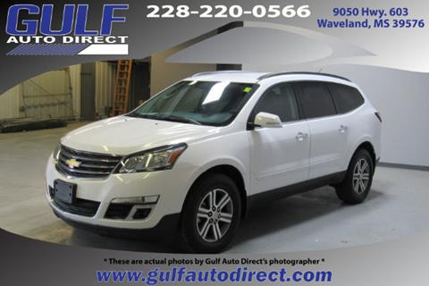 2017 Chevrolet Traverse for sale in Waveland, MS