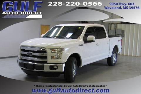 2016 Ford F-150 for sale in Waveland, MS