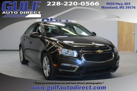 2015 Chevrolet Cruze for sale in Waveland, MS