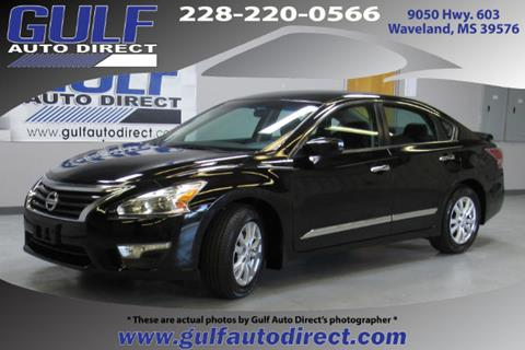 2015 Nissan Altima for sale in Waveland, MS