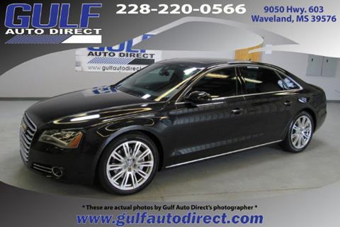 2014 Audi A8 For Sale - Carsforsale.com