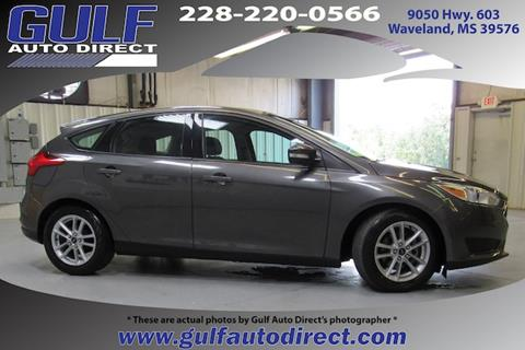 2016 Ford Focus for sale in Waveland, MS