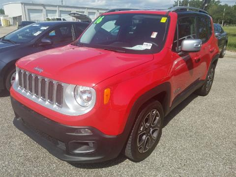 2016 Jeep Renegade for sale in Waveland, MS